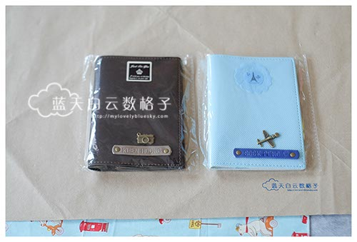 Vivisorder: 专属护照夹 & 文具收纳袋