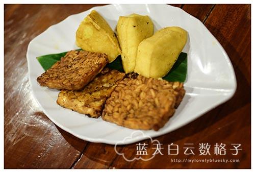 印尼雅加达Jakarta美食:Bumi Aki Puncak