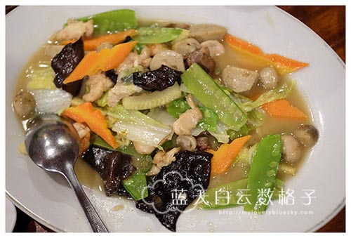 印尼雅加达Jakarta美食:Bumi Nini Puncak