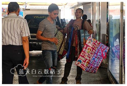Tanah Abang Textile Market