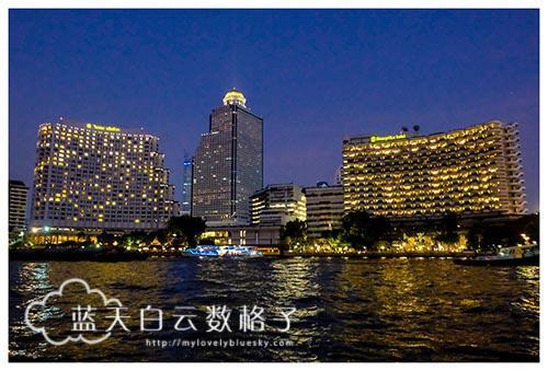 泰国曼谷旅游(2访):Asiatique The Riverfront & Mango Tango