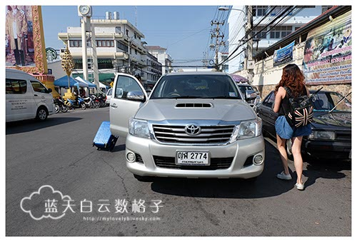 泰国华欣交通篇:乘搭Mini Van 往返曼谷华欣