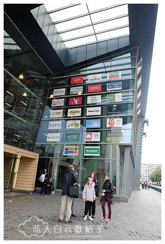 比利时布鲁塞尔旅游: Brussels-Midi
