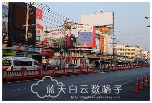 泰国华欣旅游:租车24小时自驾游