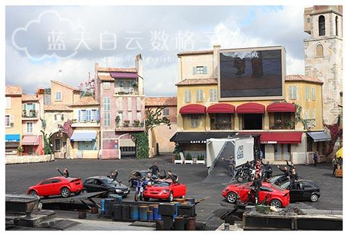 法国巴黎旅游: Walt Disney Studios Park
