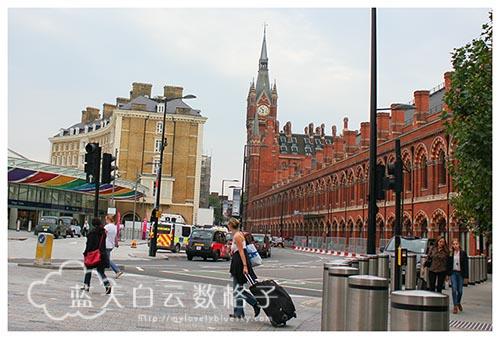 欧洲游:乘搭欧洲之星 Eurostar从法国巴黎前往英国伦敦