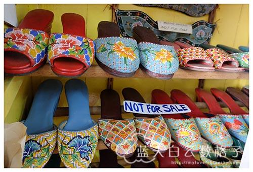 马六甲购物:华益鞋庄