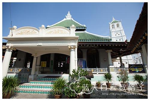 甘榜吉灵清真寺(Masjid Kampung Kling)