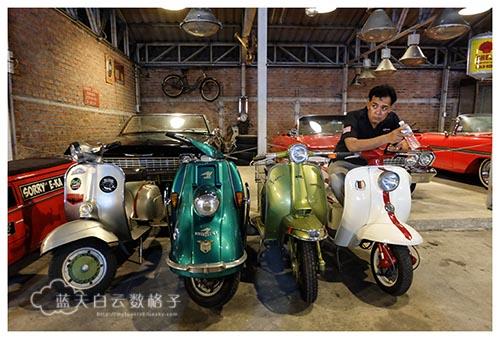 泰国曼谷购物:席娜卡琳火車铁道夜市 Train Night Market Srinakarin