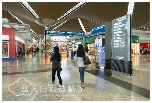 吉隆坡国际机场 Kuala Lumpur International Airport KLIA