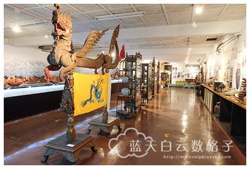 马六甲旅游:郑和文化馆