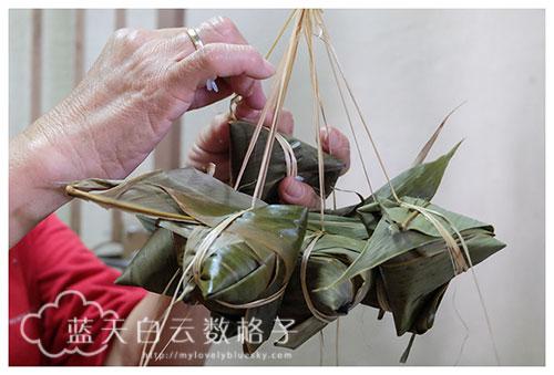 端午节:娘惹粽