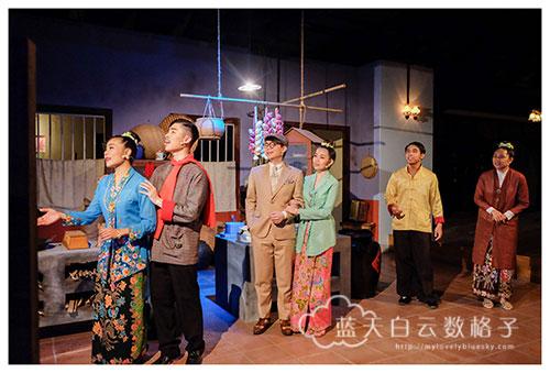 马来西亚首创环境剧场:娘惹娘儿 Nyonya Memoirs