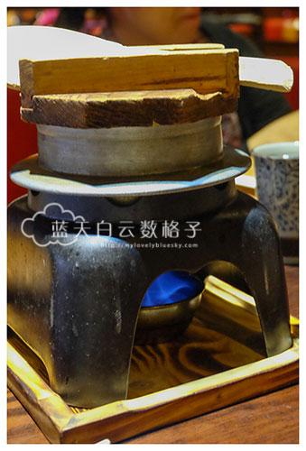 台中新社美食:又见一炊烟