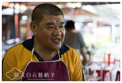 吉打双溪大年美食:莊秋贵(大肥叔)搅冰