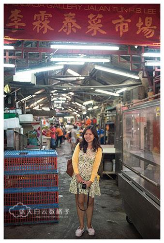 李霖泰菜市场