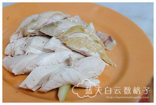新加坡美食:逸群海南鸡饭