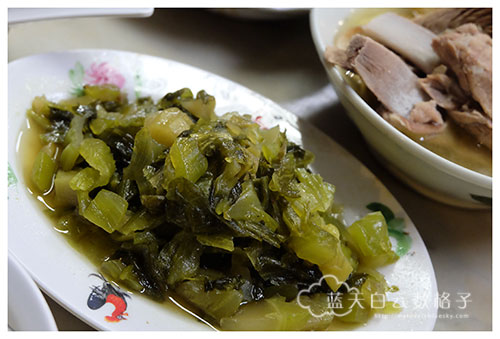 新加坡美食:松发肉骨茶