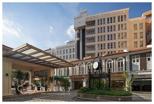 新加坡旅游酒店篇(入住体验文):Village Hotel Albert Court