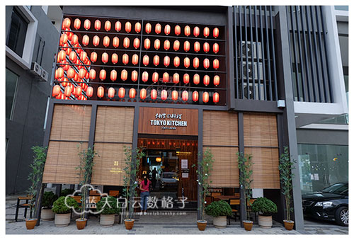 Icon City : Tokyo Kitchen 东京厨房