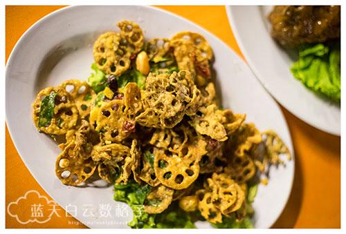 中马式海鲜饭店