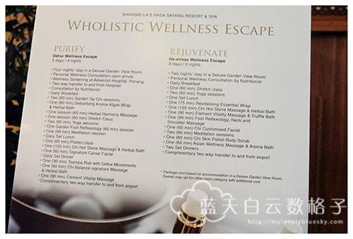 Wholistic Wellness Escape