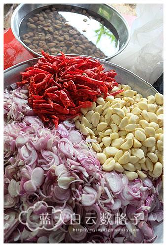 焖梅菜猪肉