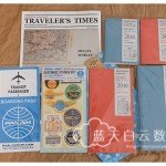 手帐: TRAVELER'S Notebook 2016 diary