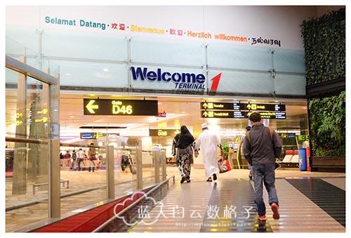 Changi Airport Singapore Terminal 3
