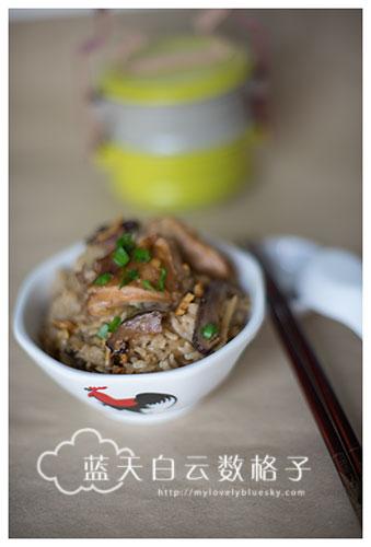 《食尚品味》部落客味道生活:简易电饭煲鸡饭