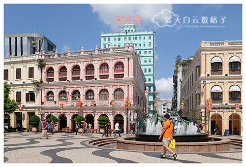 澳门旅游:澳门邮政局