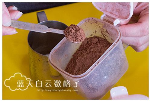 巧克力冰制作
