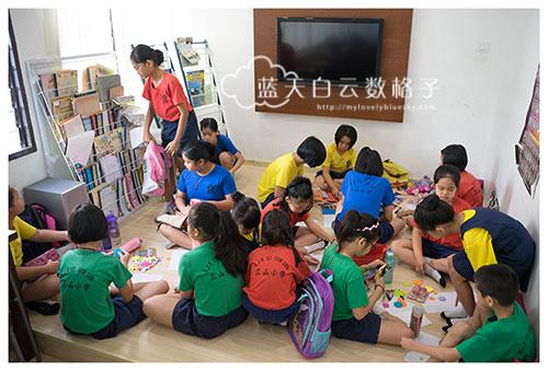 槟城三山小学:手帐怎么玩?
