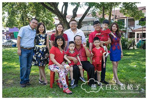 2016年农历新年:全家福