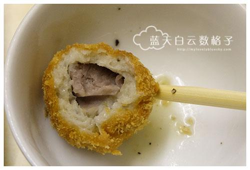 香芋炸鱼肉