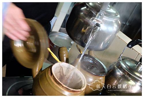 胜记瓦煲咖啡