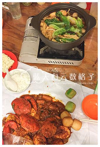 北海美食:洪妈妈肉骨茶火锅