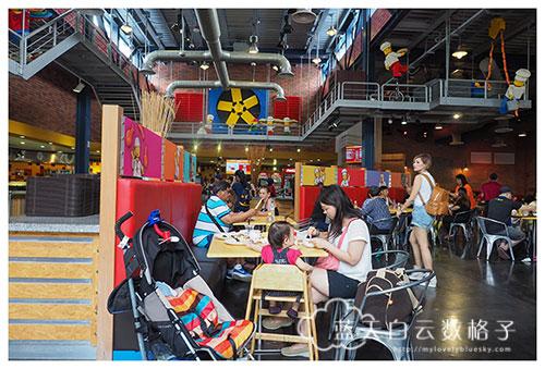 LEGOLAND® Malaysia Resort:Market Restaurant