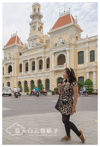 Ho Chi Minh City Hall / Saigon City Hall / Hôtel de Ville de Saïgon
