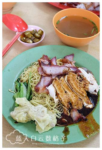 新加坡加东Katong美食:美园家乡小吃
