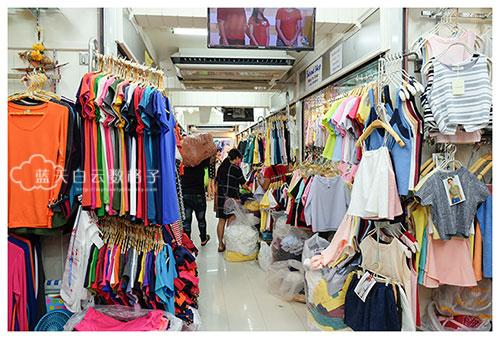 购物-水门市场 Pratunam Market