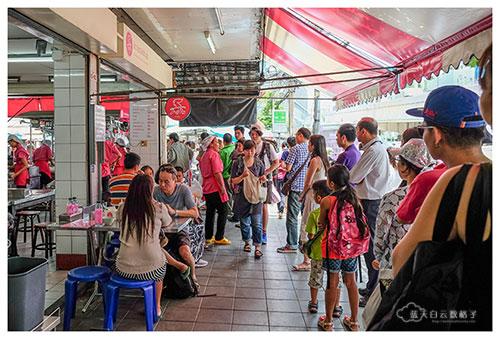 水门市场海南鸡饭 Ko-Ang Kaiton Pratunam
