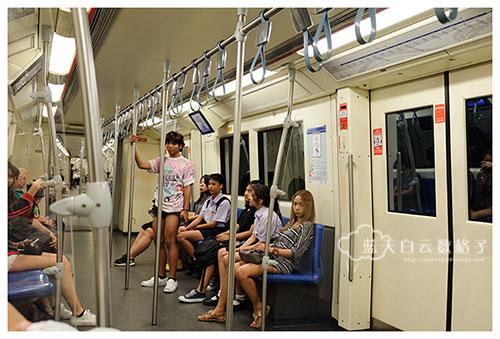 公共巴士-BRT 冷气衔接巴士