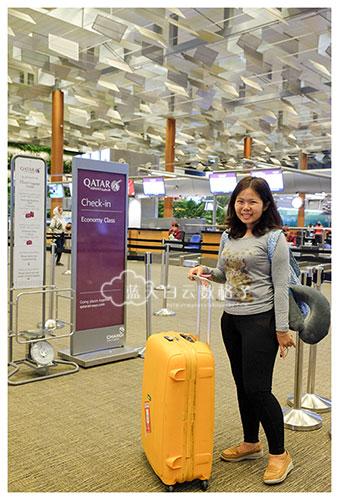 Qatar Airways : Singapore <---> Doha @ Hamad International Airport