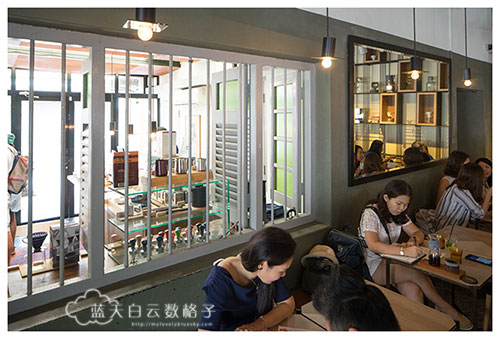 新加坡美食:再成发五金 CSHH Coffee Bar