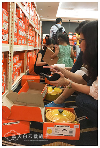 新加坡购物:LE CREUSET Family Sale