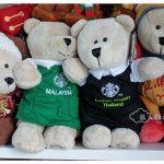 Starbucks Bearista Bear Coffee MasterStarbucks Bearista Bear Coffee Master