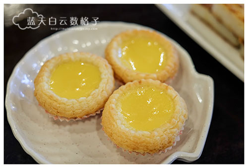霹雳怡保美食:御皇轩点心楼 - 酥皮蛋挞仔