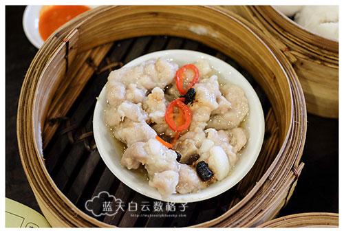 霹雳怡保美食:御皇轩点心楼 - 豉椒汁蒸排骨