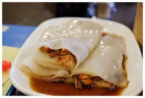 霹雳怡保美食:御皇轩点心楼 - 广式猪肠粉